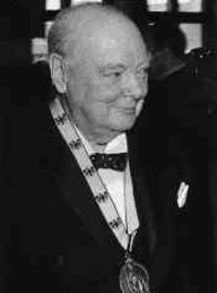 Sir Winston S. Churchill 1955
