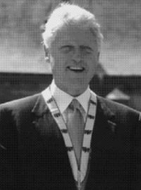 William Jefferson (Bill) Clinton 2000