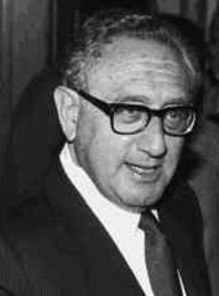 Henry A. Kissinger 1987