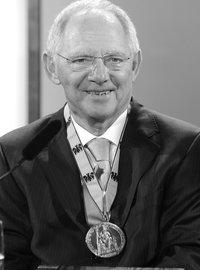 wolfgang schuble 2012 - Wolfgang Schauble Lebenslauf